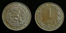 Netherlands - 1 Cent 1906 Prachtig-