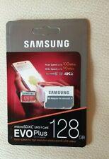 = Samsung Carte mémoire MicroSDXC UHS- I Card - Evo Plus 128GB  With SD adapter