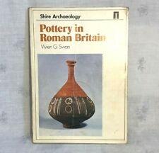1980 Keramik in Roman England Buch von Vivien Swan Auenland Archäologie
