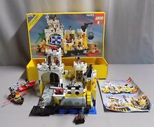 Lego 6276 Eldorado Fortress COMPLETE with Box Instructions Mini-Figs Pirate