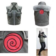 Naruto Kakashi Hatake Vest Cosplay Costume Adult Us Size Men X-Large