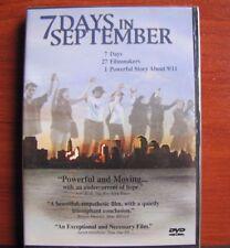 7 Days in September - *New DVD 2011 - 9/11 documentary