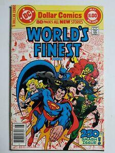World's Finest (1941) #250 - Fine - Superman, Batman