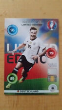 Panini Adrenalyn XL EM Euro 2016 Limited Edition Card Götze Classic