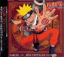 ALCA 8159 NARUTO Original Soundtrack Music CD O.S.T. Japan