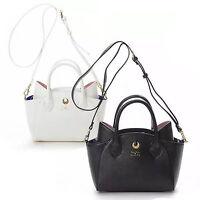 Women Anime Samantha Vega Luna Leather Handbag Purse Shoulder Bag