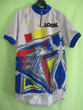 Maillot cycliste LOOK cycling By Biemme Sport TBE Jersey Vintage - XXL