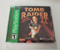 Tomb Raider 2+3 Complete! (Sony PlayStation 1) Tested! Working!