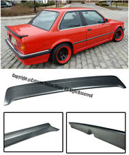 M-Tech 1 Style Rear Trunk Lid Wing Spoiler Kit For 85-91 BMW E30 3-Series