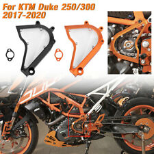 CNC Aluminum Front Sprocket Chain Cover Guard For KTM DUKE 250 390 RC 2017-2020