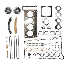 Cylinder head kit For MERCEDES M271 1.8LTiming Chain Camshaft Adjuster Full Head