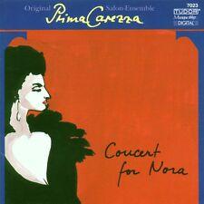 Original Prima Carezza Salon-Ensemble - Concert For Nora OVP