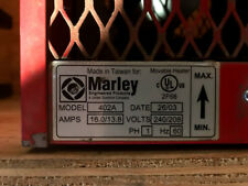 Marley Electric Heater, Model 402A