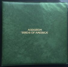 Audubon 'Birds of America' Album. Complete with 15 full Sheets MNH.