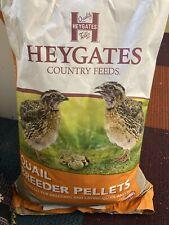 Heygates Quail Breeder Pellets 2kg