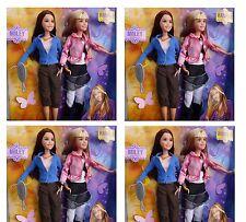 4x Barbie Mattel Puppe Popstar Hannah Montana Mädchen Mitgebsel Kind Geburtstag