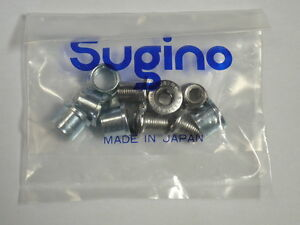 NOS Sugino chainwheel bolts set No.142 ca