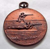 Vintage 1949 British Army Rifle Shooting Medal