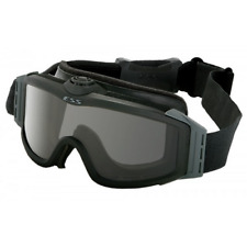 ESS Eyewear 740-0131 Black Turbofan Profile Goggles Eye Safety System