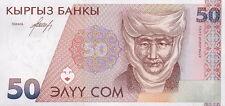 Kirgistan / Kirgisistan / Kyrgyzstan 50 Som (1994) Pick 11 (1)
