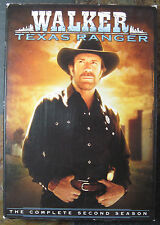 Walker Texas Ranger - The Complete Second Season (DVD, 2007, 7-Disc Set)