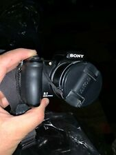 Sony DSC-H50 9.1 MP Digital Camera 15x Zoom No Charger Or Battery