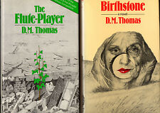 FANTASY MYTHS FIRST EDITIONS D M THOMAS BIRTHSTONE FLUTE PLAYER CORNWALL GOTHIC