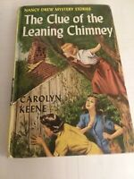 Nancy Drew The Clue of the Leaning Chimney