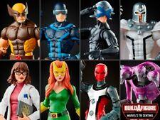 House of X X-Men Marvel Legends Wave Set of 7 Figures (Tri Sentinel BAF)