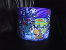 "SCOOBY DOO 10"" DRUM CEILING LAMPSHADE LIGHTSHADE"