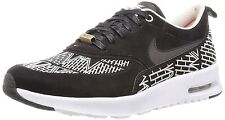 """NIKE AIR MAX THEA LOTC QS """"NYC"""" Women's shoes 847072 001 SIZE 6 RETAIL $150 NEW"""