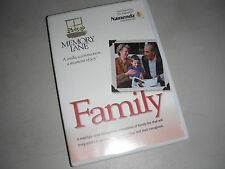 Family DVD for Memory Loss Alzheimer's Patients and Caregivers Memory CPR Songs