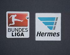 Bundesliga Patch 2016/2017 inkl. Hermes Patch Lextra Logo Badge