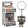 New Fallout 4 T-60 Power Armor Pocket Pop Keychain Keyring Bethesda Official