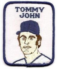 TOMMY JOHN 1979 Vintage Penn Emblem Baseball Patch Yankees-White Sox-LA Dodgers