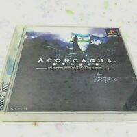 USED PS1 PS PlayStation 1 ACONCAGUA 01318 JAPAN IMPORT