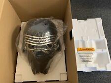 Anovos TFA Star Wars KYLO REN Premier Fiberglass Helmet 1:1 prop Replica NEW