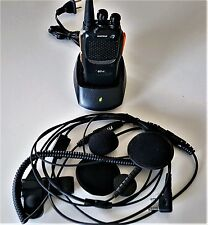 Motorcycle 2 Way Radio Set 1 Bike Complete Nothing Else to Buy