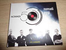 CD N° 5 NOMADI 50 NOMADI OGGI LIVE A CESENATICO CORRIERE DELLA SERA