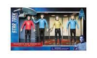"Star Trek: TOS ""Transporter Room"" Boxed Bendable Set"
