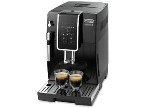 Cafetera superautomática - De Longhi Dinamica Panel Táctil, Vaporizador de leche
