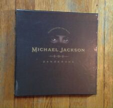 MICHAEL JACKSON DANGEROUS~1991~FIRST PRINTING COLLECTORS EDITION CD