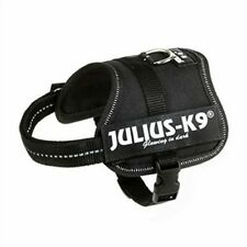 Julius-K9 162p-bb2 K9 Powerharness for Dogs Size Baby 2 Black