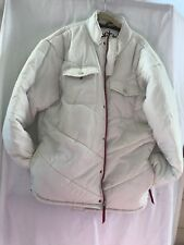 Volcom Stone Men's Grizzly Puff Nylon Jacket Beige Size XL #29745