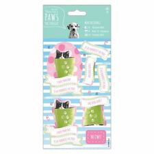 DoCrafts Mini Decoupage - Paws for Thought - Purrrfect for cards and crafts