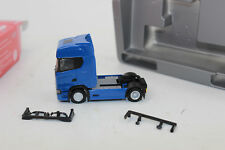 Herpa  306706  Scania CS20 Zugmaschine, blau 1:87 NEU in OVP