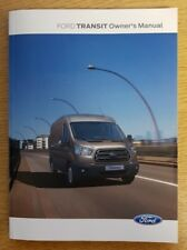 Ford Transit   Owners Manual Handbook Navi Sync Audio Book