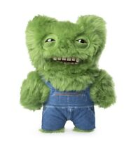 "Rare FUGGLER Old MacFuggler Green  9"" Plush Monster New In Box FREE SHIPPiNG"