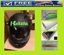 """KWIKASFUKI BOLD Kawasaki Vinyl 6"""" Decal Sticker Tank Ninja Bike ZX10R ZX9R ZX14R"""