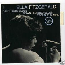 45 RPM EP ELLA FITZGERALD SAINT LOUIS BLUES
